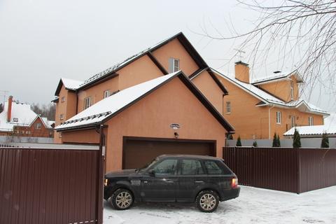 Продается дом, 455 кв.м., Внуково
