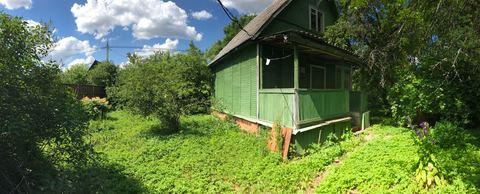 Продается дом, 50 кв.м., садовое товарищество Чапаевец