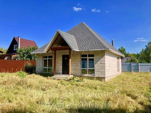 Продается дом, 61 кв.м., Аборино д. (Ногинский район)