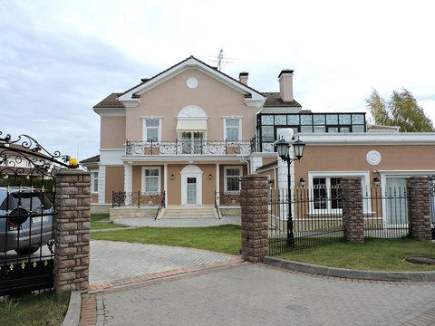 Продается дом, 622 кв.м., Гринфилд КП (гор. округ Истра)