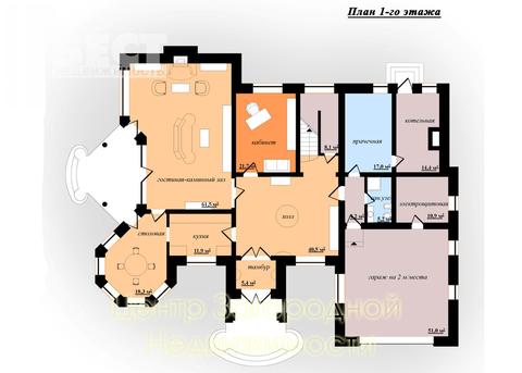Продается дом, 574 кв.м., Столбово