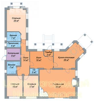 Продается дом, 297 кв.м., Чегодаево