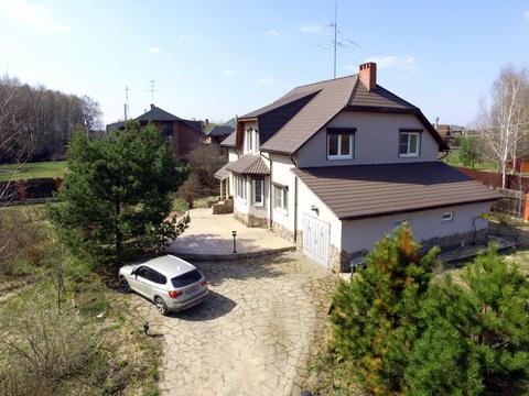 Продается дом, 350 кв.м., Кабаново д. (Ногинский р-н)