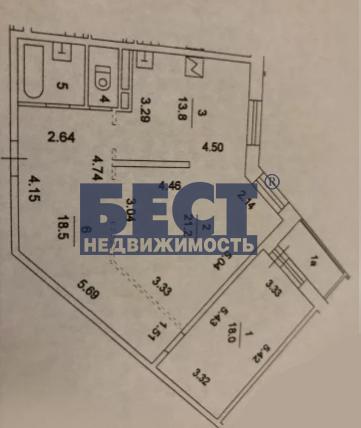 Москва, Москва, улица Генерала Глаголева, 19к1
