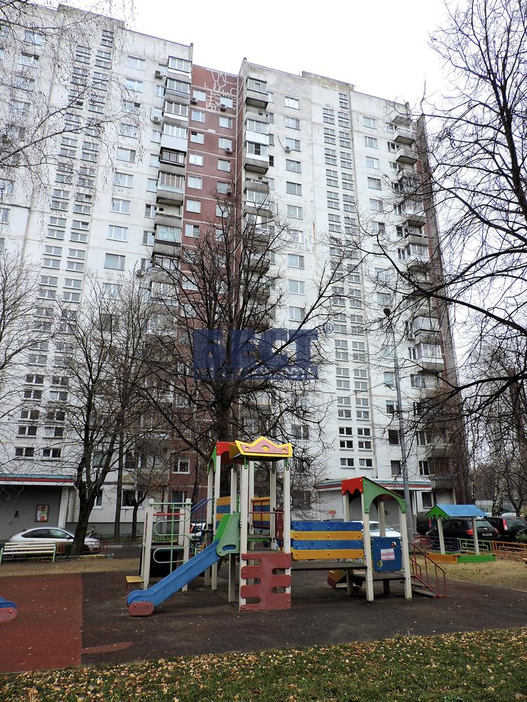 Москва, Москва, Домодедовская улица, 28к2 3