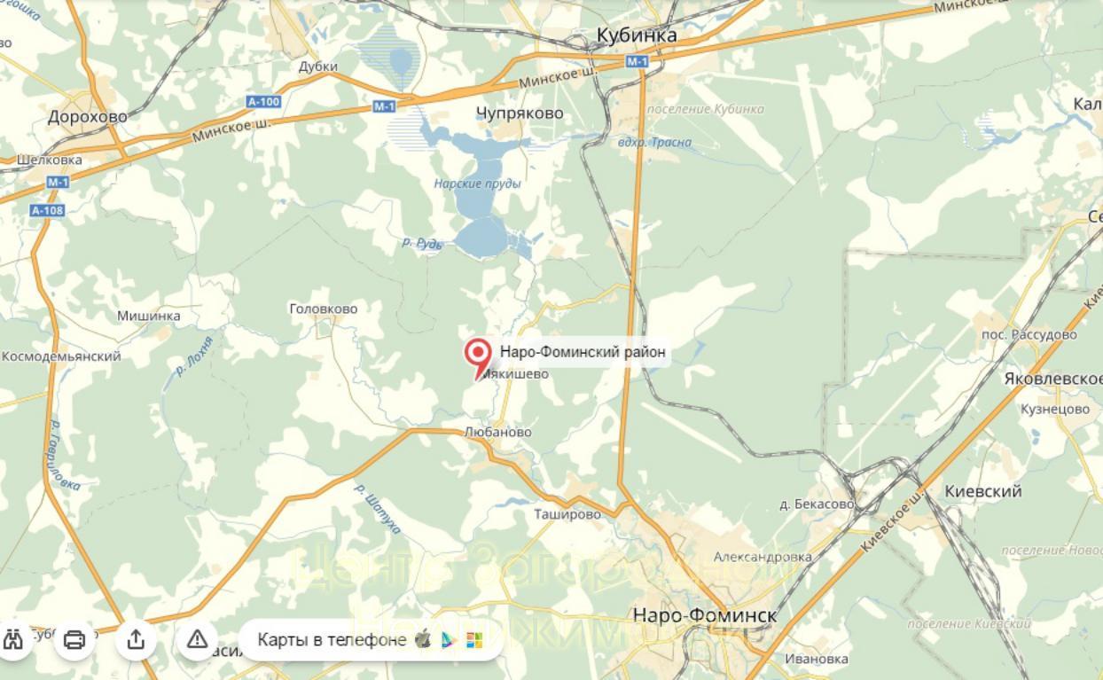 Московская область, Наро-Фоминский район, садовое товарищество Бирюлево, садовое товарищество Бирюлево, 35 7
